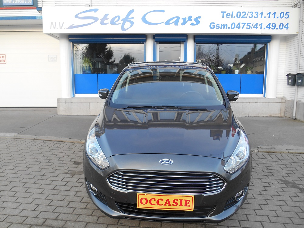 - FORD S-MAX 1.5 ECOBOOST BUSINESS CLASS REF 1442