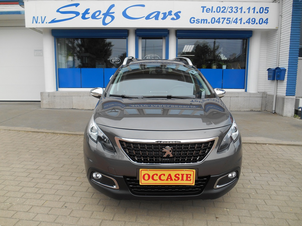 - PEUGEOT 2008 1.2I PURE TECH STYLE REF 1460