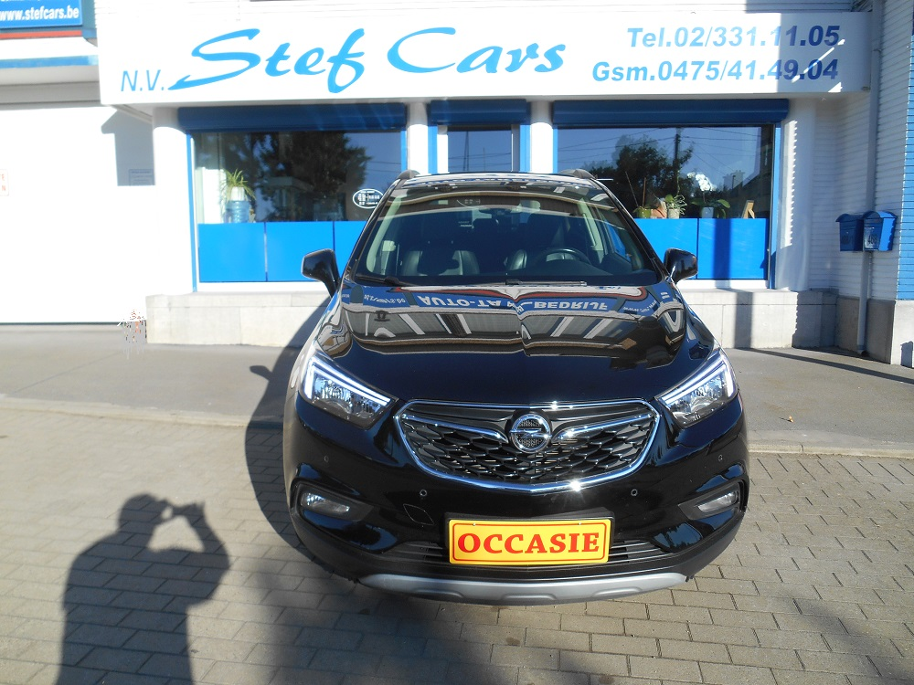 - OPEL MOKKA X 1.4 TURBO ECOTEC INNOVATION REF 1463