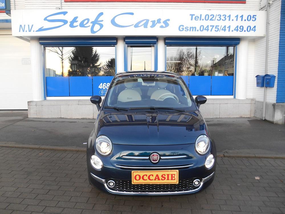 - FIAT 500 1.2i LOUNGE REF 1475