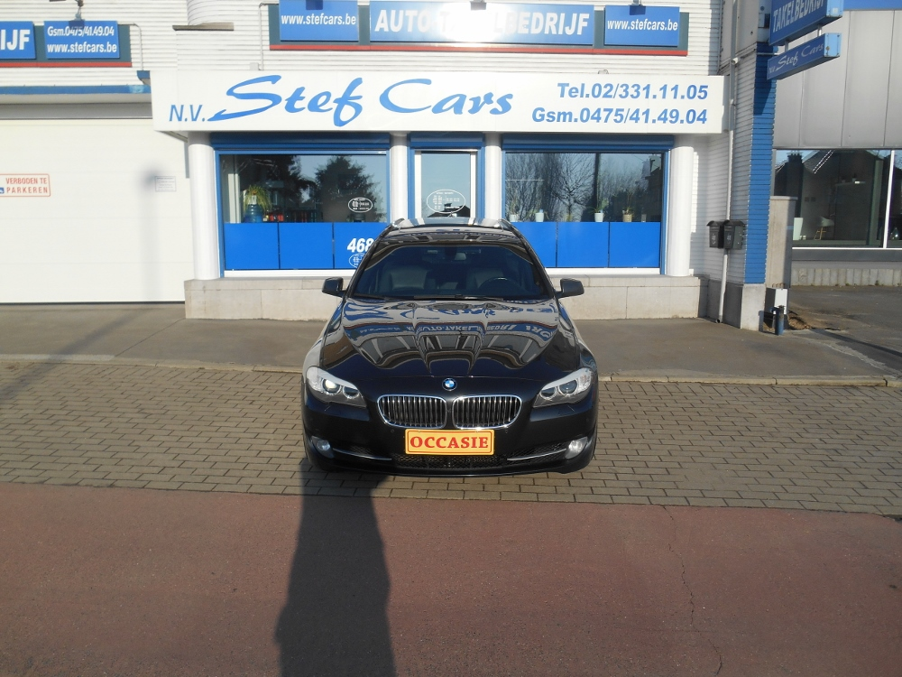 - BMW 520 D TOURING 1995 CC 184 PK FULL OPTION 02/2013 REF 1424